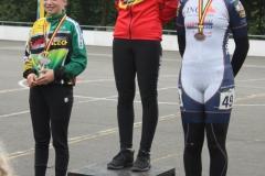 Cadetten meisjes piste - 3000m punten