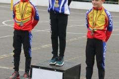 Pupillen jongens piste - 1500m